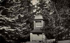 Bärenfels Sachsen Erzgebirge 1965 DDR Glockenspiel Glocken s/w Ansichtskarte