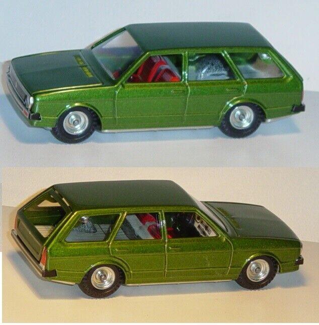 Kellermann Kellermann Kellermann 446 VW Passat Variant Typ B1, greenmetallic, mit Friktion, 1 43 7f1b37