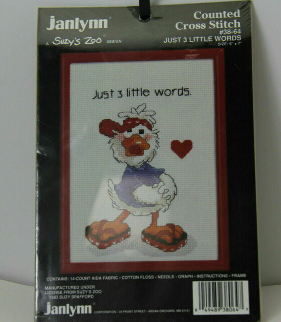 CaptainCrafts New Cross Stitch Kits Patterns Embroidery Kit Stamped The Cat and The Butterfly