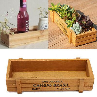 Rustic Antique Vintage Handmade Wooden Boxes/Crates Trugs Kitchen Storage