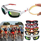 Unisex Sport Sun Glasses Cycling Bicycle Bike Outdoor Eyewear Goggle Gifts NEW