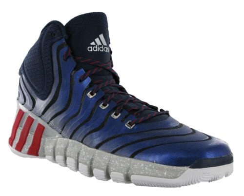Hi Bottes Adidas Basketball Hommes Baskets Crazyquick 2 Uk 15 Adipure Top 12 ZO0Otwq