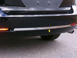 1PC-Stainless-Steel-Rear-Bumper-Trim-Insert-RBI29155-TOYOTA-VENZA-2009-2015