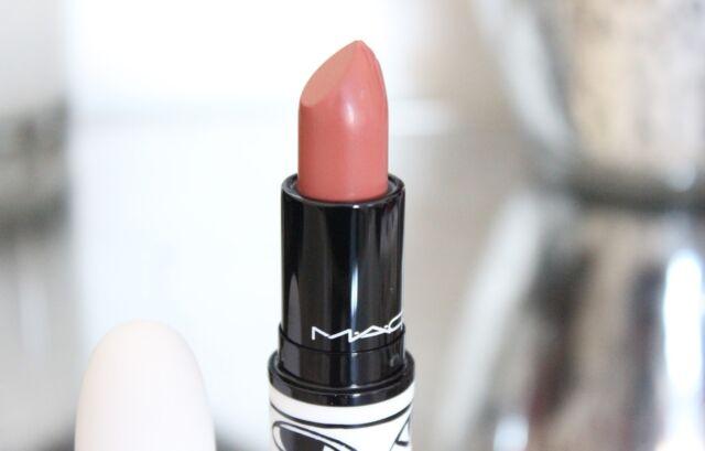 Mac Toledo OXBLOOD Lipstick Peach Limited Edition BNIB Authentic