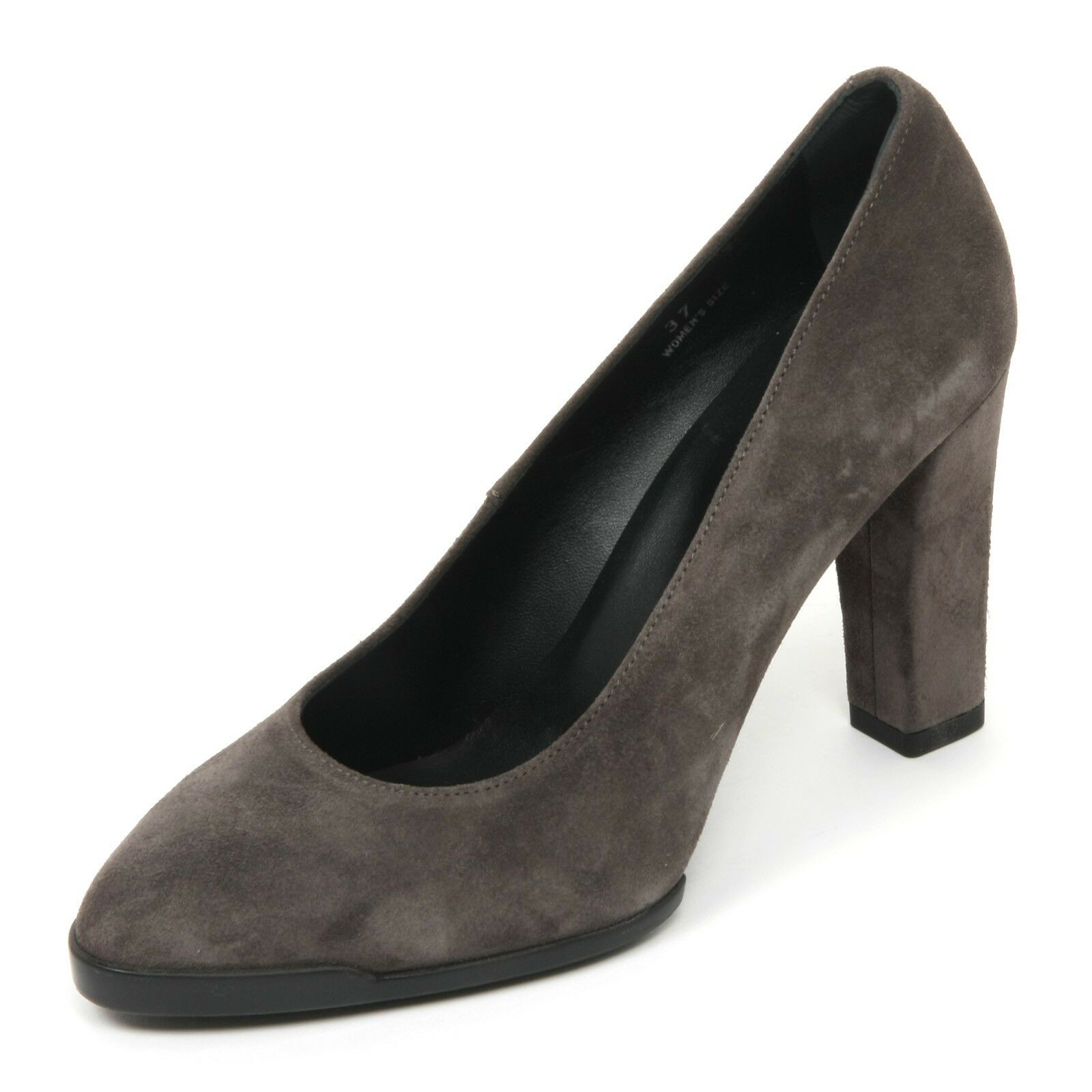 B9612 Pumps women TOD's Rubber t95 grey shoe shoe woman