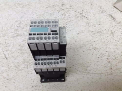 Siemens 3RT1016-2DB44 Motor Starter Contactor 24 VDC Coil 3RT10162DB44 New