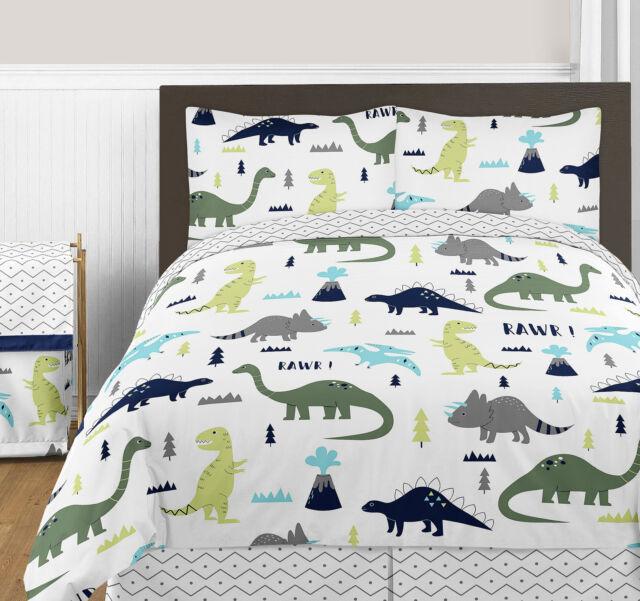 Sweet Jojo Designs Queen Size Bedding 3, Full Size Bedding For Toddler Boy