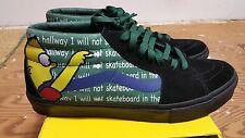 Vans X The Simpsons X Stash Sk-8 Mid Size 12  supreme hosoi wtaps syndicate