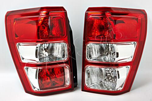 Suzuki Vitara Grand Vitara 2.0 2005 Tail Lights Rear Lamp NEARSIDE OFFSIDE PAIR