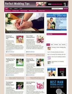 PERFECT-WEDDING-FULLY-STOCKED-UK-AFFILIATE-WEBSITE-STORE-amp-FREE-DOMAIN