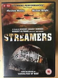 Matthew-Modine-STREAMERS-1982-Robert-Altman-Vietnam-Classic-UK-DVD
