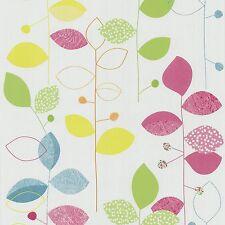 Tapete Floral bunt Tapeten P+S International X-treme Color 05561-20 (1,86€/1qm)