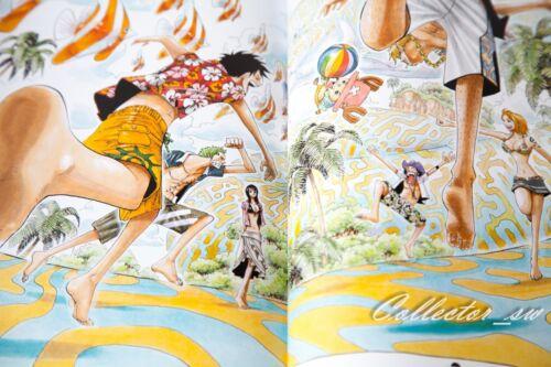 3-7 DaysOne Piece Color Walk 4 Eagle Art Book from JP