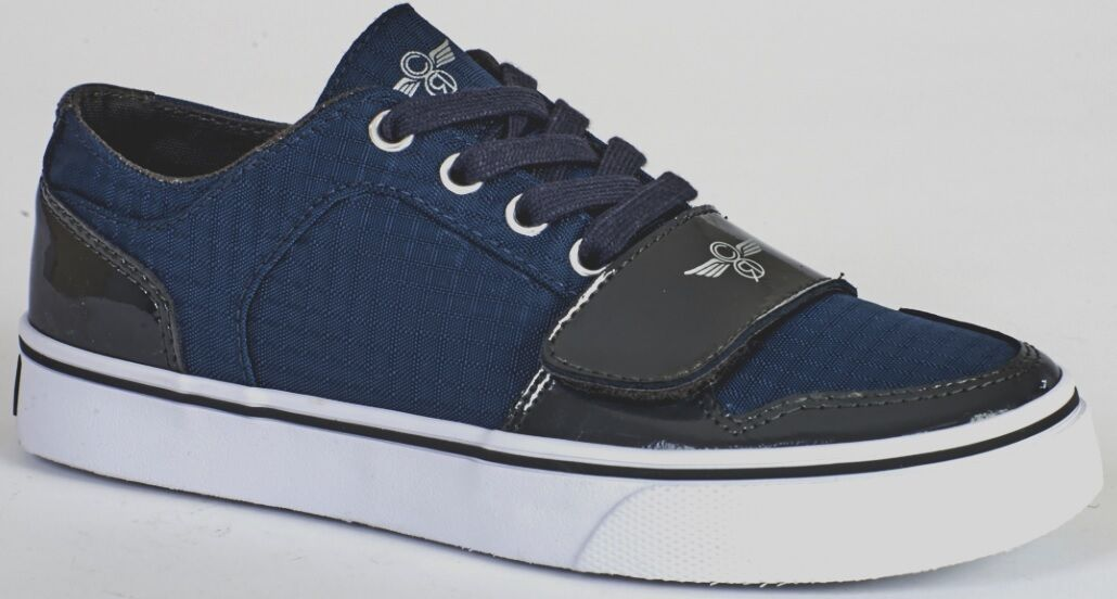 CREATIVE RECREATION UNISEX NAVY TODDLERS CESARIO LO XVI TRAINERS