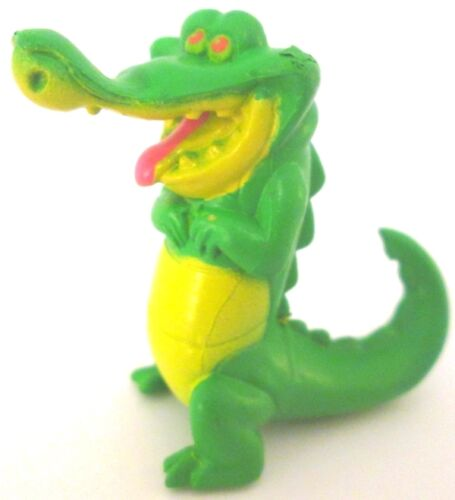 TICK TOCK CROC Disney JAKE AND THE NEVER LAND PIRATES PVC TOY Figure CAKE TOPPER