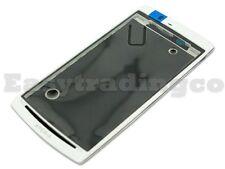 OEM Full Housing Cover for Sony Ericsson Xperia Arc S X12 LT15i  LT18i White