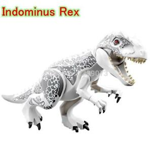 Indominus Rex Jurassic World Figure Building Toy Dinosaurs Tyrannosaurus Mini