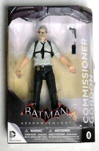 Commissioner Gordon Arkham Knight Batman Action Figure DC Collectibles