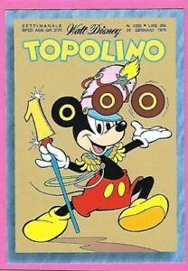 C4 TOPOLINO STICKER STORY 2018 Panini Card n