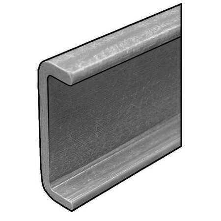 Dynaform 870720 U Channel,Isofr,9//16 Leg,1//8 In Th,5 Ft