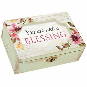 Floral Blessing Box