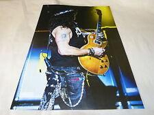 SLASH - Mini poster couleurs 2 !!!!!!!!!!!!!!!