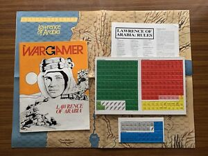 juego The Wargamer Lawrence of Arabia: The British Offensive 1918 - 3W (tipo nac