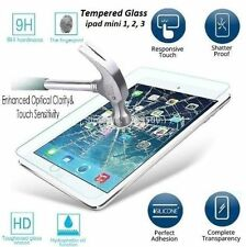 Real HD Premium Temper Glass Film Screen Protector For Apple iPad Mini 4