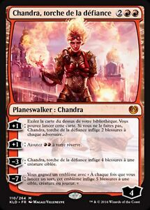 MRM ENGLISH Chandra- torche de la défiance - Chandra- Torch of Defiance MTG KLD lPB69mp2-09085134-616434365