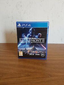 Star Wars Battlefront 2 Jeu sony ps4 playstation 4