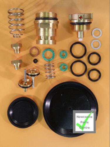 80 Maxflue DV Reparatur Kit 248061rk Mit Bypass Ventil Baxi Combi 80 Eco