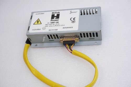 4.2//3.65kV DOMINO P//N:12170  FREE SHIP HITEK GM7-26 POWER SUPPLY