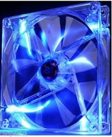 Thermaltake Pure 14 140mm Computer Fan With Blue Leds