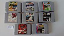 Jeux Nintendo 64 ! Lot 143