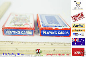 2-Hot-Sale-Durable-Waterproof-Poker-Plastic-Coated-Cards-Playing-Cards-Poker