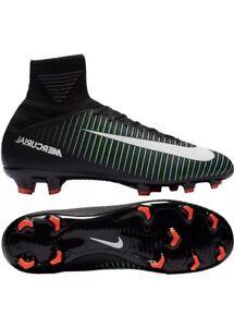 2eb9d20d0fdd Nike JR Mercurial Superfly V FG Kid s Soccer Cleats Size 4.5 Y ...