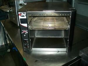 Star X Press Electric Convoyer Toaster 115 Volts Nice
