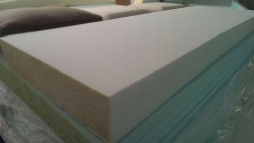 """Made in The USA !! 6 x 24 x 82/""""  Foam Rubber Sheet Cushion Replacement Firm"""