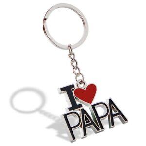 portachiavi-donna-uomo-con-scritta-papa-cuore-i-love-papa-portachiave-per-auto