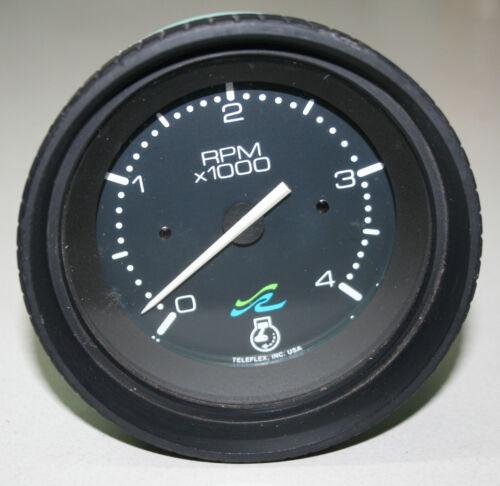 54388 Sea Ray 0-4000 RPM Diesel Tachometer For Signaflex Sender