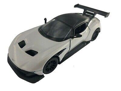 5 Kinsmart Aston Martin Vulcan Diecast Model Toy Car 1 38 White Ebay