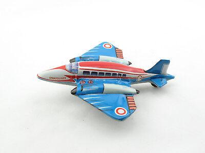 Flugzeug Stratoliner mit Friktionsantrieb  1990102 Blechspielzeug