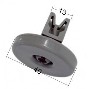 Se-adapta-a-Electrolux-Zanussi-AEG-Lavavajillas-Rueda-Cesta-Inferior-50286965004