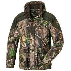 Pinewood Red Deer Jacket Green Realtree Apg Hunting Coat Ebay