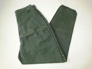 Foncé Mac Pantalon Pantalon Chino 36 Vert Uni Gr wZnvHq7