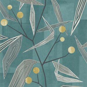 1 ROTOLO Harlequin entità nei colori foglia di tè/Linden Carta da parati 111691 LOTTO AC