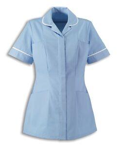 30 Hp298 4 Infermiera Formato dentale infermieristica Tunica pallido da blu donna vqFwqaR