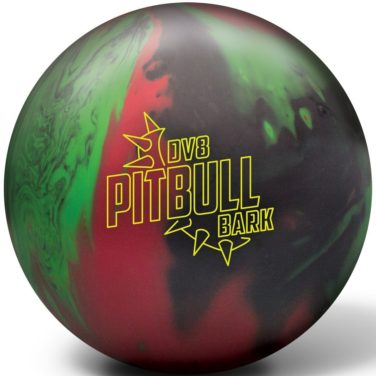 DV8 Pitbull Bark Bowling Ball NIB 1st Quality