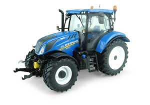 UNIVERSAL HOBBIES 1 32 SCALE NEW HOLLAND T6.165 TRACTOR 2017 5263