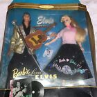 1996 Collector Edition Elvis Loves Barbie Gift Set